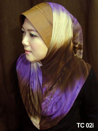Tudung Thai Silk